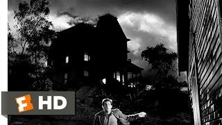 Psycho (6/12) Movie CLIP - Norman Finds the Body (1960) HD