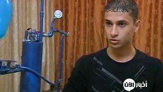 أخبار الآن - طالب في غزة يبتكر حلا لمشكلة نقص الطاقة في القطاع