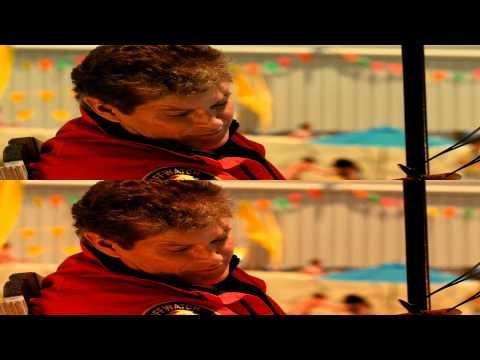 Piranha 3DD. (Official Trailer in 3D) - RUSSIAN