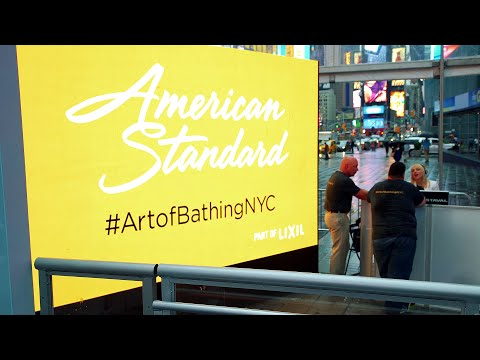 The Art of Bathing – American Standard