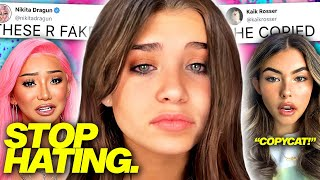 Nessa GETS CALLED OUT For COPYING Madison Beer?!, Nikita DRAGGED For THIS?!, Kenzie SHADES Her Ex-BF