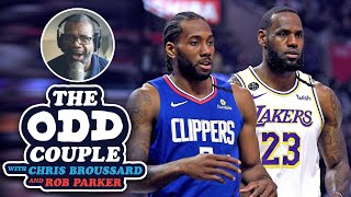 Chris Broussard & Rob Parker - Is Kawhi Leonard Top 5 All-Time If He Wins a Title This Year?