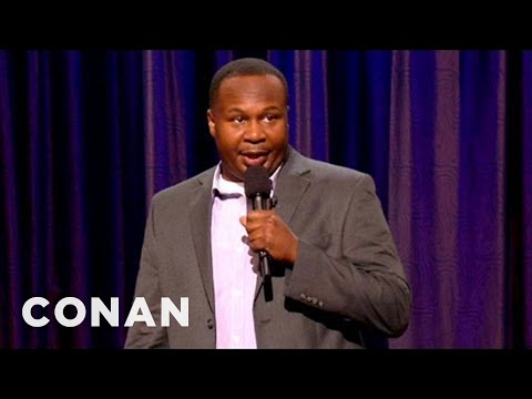 Roy Wood Jr. Stand-Up 09/11/12 - CONAN on TBS - YouTube