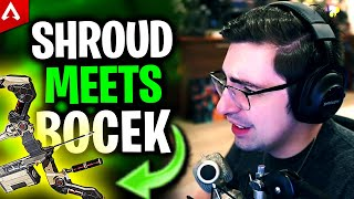 Pro Player First Impression on Bocek & Valkyrie - Apex Legends Highlights
