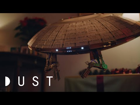 "Sci-Fi Short Film ""Invaders"" presented by DUST - sci-fi"