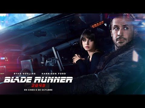 BLADE RUNNER 2049. Eres especial. En cines 6 de octubre.