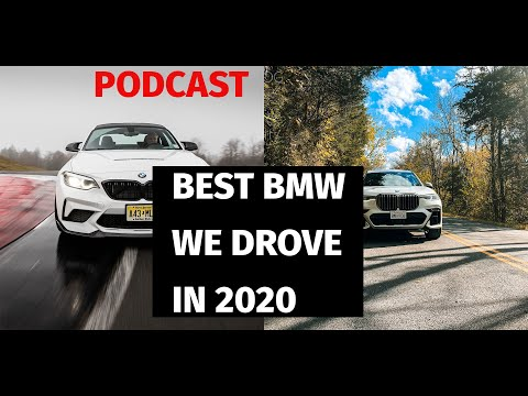 What was the best BMW we drove in 2020? PODCAST EP:43