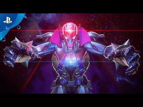 Marvel vs. Capcom: Infinite - Story Trailer 1 | PS4