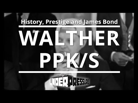 Walther PPK: History, Prestige and James Bond... Enough Said!