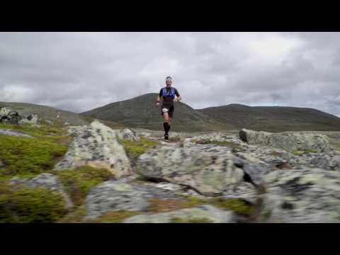 Buff Fjällmaraton Bydalsfjällen 50K 22K - 2016