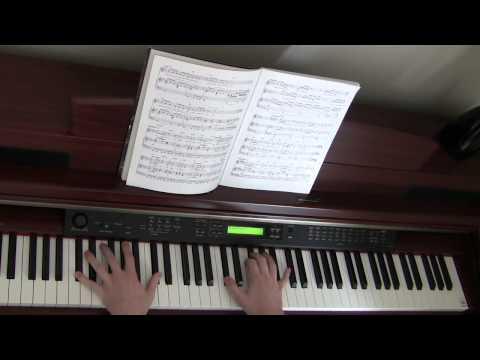 Phantom Of The Opera - Angel Of Music (Piano)