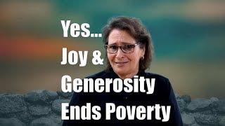 Joy| Generosity|Ends Homelessness & Poverty |Rev. Deborah Windham