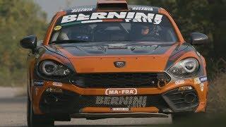 Trofeo Abarth 124 RALLY Selenia || Rally Due Valli