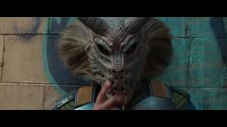 Black Panther - Official Teaser Trailer | HD