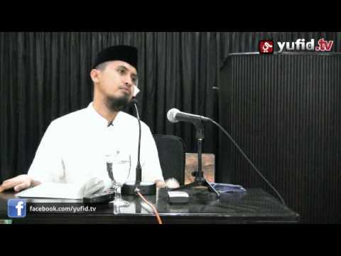 Kajian Tafsir Al Quran Surat Al Humazah, Muqaddimah - Ustadz Abdullah Zaen