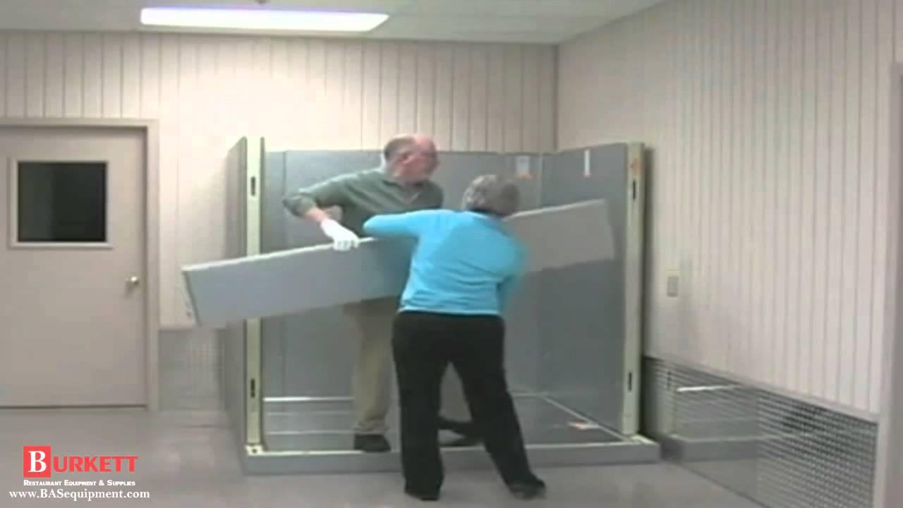 Norlake Kold Locker Walk In Cooler Amp Freezer 15 Minute Set