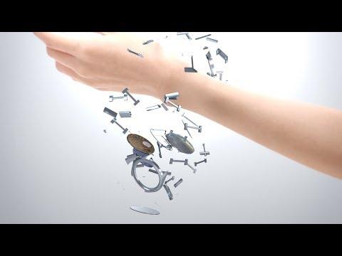 "CITIZEN|Eco-Drive One ""Super Titanium™"" Technology Movie"