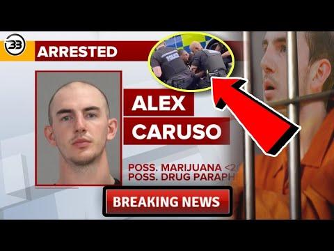 BREAKING NEWS: Alex Caruso Arrested For Marijuana Possession In Texas