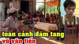 """Toàn Cảnh Đám """"Tang"""" Vũ Văn Tiến Ở Quê Nhà Rơi Nước Mắt #789"""