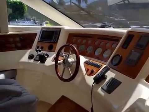 For Sale 1999 58' Azimut - $299,000 - Skywater Yachts LLc