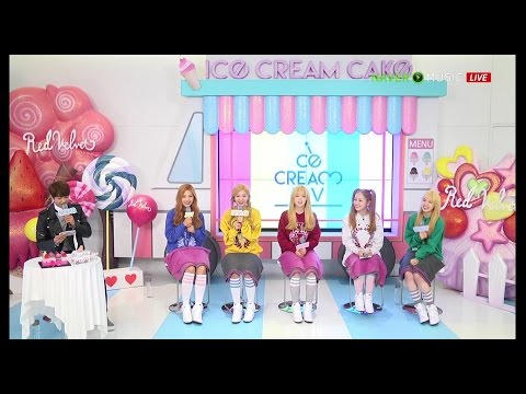 RED VELVET_Red Velvet's 'ICE CREAM TV'_With Minho of SHINee
