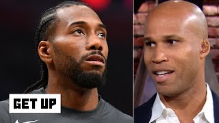 The Clippers took Kemba Walker completely out of the game – Richard Jefferson | Get Up