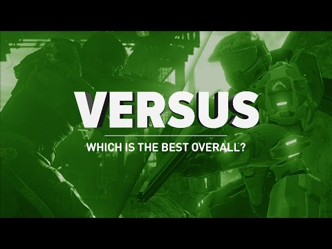 Call of Duty vs. Halo - The Overall Product - IGN Versus