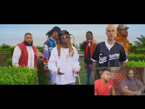 Dad Reacts to DJ Khaled - I'm the One ft. Justin Bieber, Quavo, Chance the Rapper, Lil Wayne
