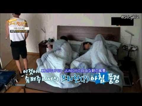 141231 Super Junior ある素敵な日 eunhae cut 日本語字幕