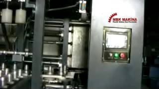 19 Litre Damacana Üretimi - M100B Şişirme Makinası