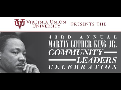 43rd Martin Luther King, Jr. Community Leaders Awards