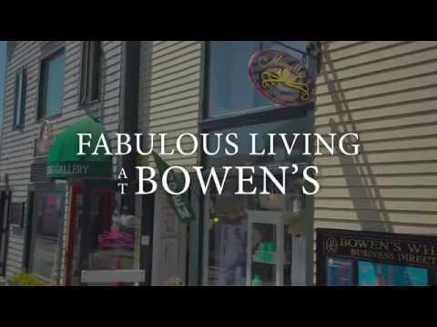 Bowen's Wharf | Monelle