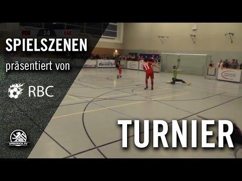 1.FC Union Berlin - Berliner AK 07 (13. Range Bau Cup, U17 B-Junioren,  Gruppenphase) - Spielszenen | SPREEKICK.TV