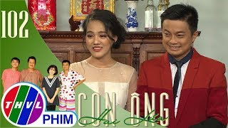 THVL | Con ông Hai Lúa - Tập 102[5]: Mọi người chung vui đám cưới của Bảy Cò và Hai Nhái