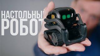 Самый классный настольный робот. 🤖/ Обзор Vector от Anki.