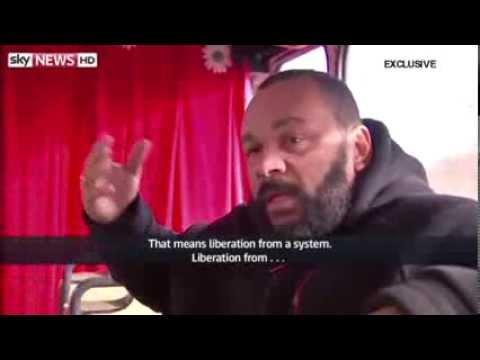 Dieudonné par Skynews sur Anelka et la Quenelle : version longue