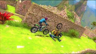 Trial Xtreme 4 - (MACHU PICCHU Stage 7) Android Game 3D