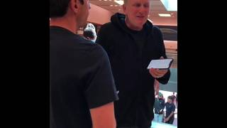 Michael Rapaport's Apple Store Struggles | EP 495 | I Am Rapaport Stereo Podcast