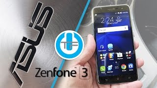 Video Asus ZenFone 3 ZE552KL 64GB Negro e-7I8G49Hdg