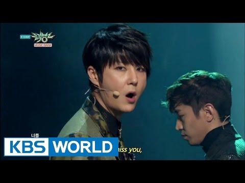 SHINHWA - Sniper | 신화 - 표적 [Music Bank HOT Stage / 2015.03.27]
