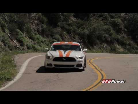 aFe POWER S550 Mustang Products - Performance / Suspension