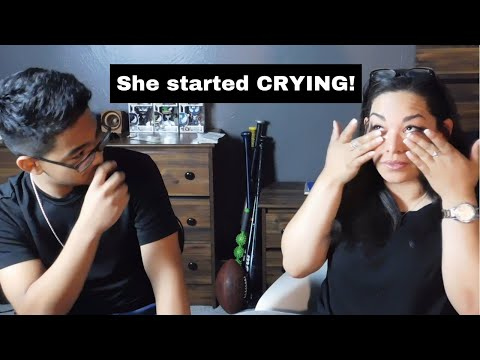 Mom Reacts to NF: How Could You Leave Us?  (Emotional) | Mr.Majestic