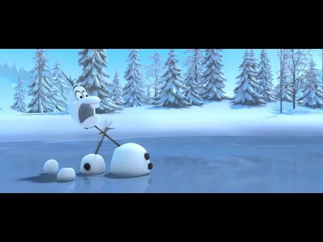 Замръзналото кралство- трейлър