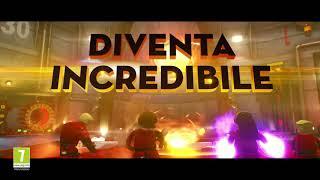 LEGO: Gli Incredibili - La famiglia Parr Trailer Gameplay ufficale
