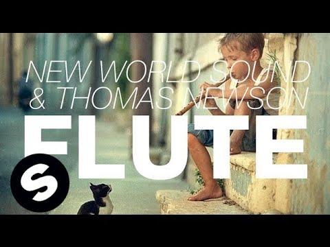 New World Sound & Thomas Newson - Flute (Original Mix)