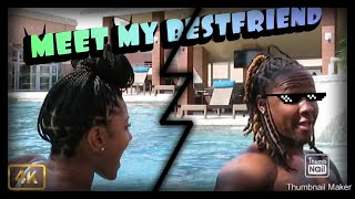 """I SURPRISED MY """"BEST FRIEND"""" WITH A VACATION TRIP ✈️"""