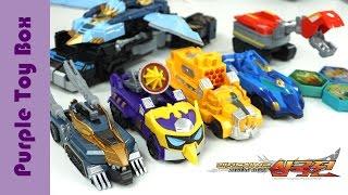 레전드 히어로 삼국전 마제스티 레전드킹 7단합체 Legend Hero Giant Robot MAJESTY 夢想三國 玩具 трансформатор biến áp 퍼플토이박스