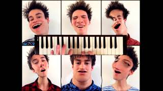 Jacob Colliers 'Flintstones' but it's harmonically simple