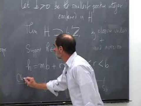 Baixar Lec 2 | Abstract Algebra