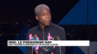 MHD, le phénomène rap